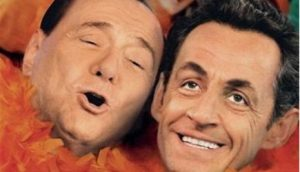 Sarkozy & Berlusconi